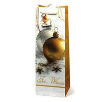 """Flaskepose """"Glædelig jul"""""""