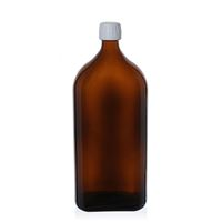 "1000ml braune Medizinflasche ""Spezial"""