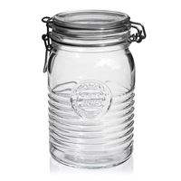 "1000ml swing top jar ""Bormioli Seria 1825"""