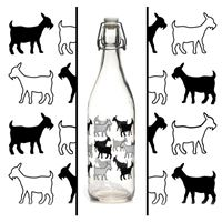 "1000ml Bottle ""goatling"""