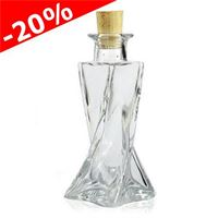 "100ml clear glass bottle ""Belladonna"""