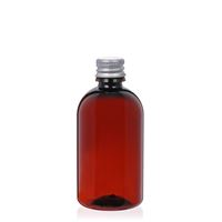 "100ml PET-Flasche-braun ""Easy Living"""