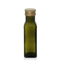 "100ml antikgrüne Flasche ""Marasca"""