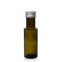 "100ml antikgrüne Flasche ""Ronda"""
