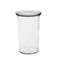 1050ml WECK glasburk