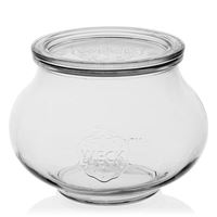 "1062ml WECK glasburk ""Deco"""