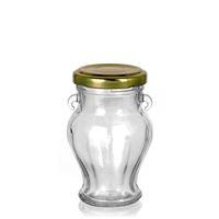 """106ml Designerglas """"Beauty"""" mit Twist Off 48"""