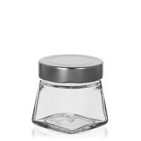 "106ml rechteckiges Designerglas ""Luxor"""