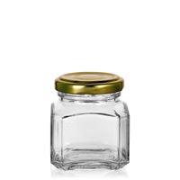"""106ml rechteckiges Designerglas """"Mailand"""""""