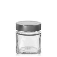 "106ml rectangular design jar ""Luxor"""