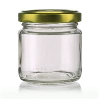 "106ml universal glazen pot ""Bruno"""