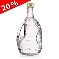 """1500ml szklana butelka z uchwytem """"Window"""""""