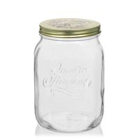 "2000ml household jar ""Quattro Stagioni"""