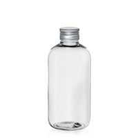 "200ml PET-Flasche ""Boston-Alu"""