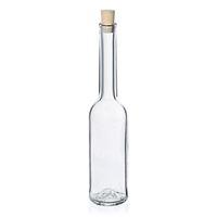 "200ml Klarglasflasche ""Nepera"""