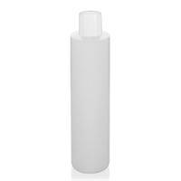 "200ml HDPE-fles ""Pipe"" natuur met doseerkop"