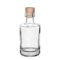 "200ml Klarglasflasche ""Aventura"""