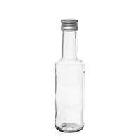 """200ml Klarglasflasche """"Bernie"""""""