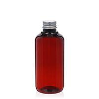 """200ml braune PCR-Flasche """"Victor's Best"""" Aluminium"""