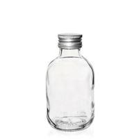 """200ml clear glass bottle """"Annabell"""""""