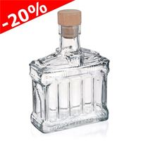 "200ml Glasflasche ""Brandenburger Tor"""