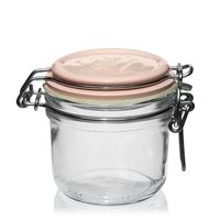"200ml swing top jar ""Rocco Rose"""