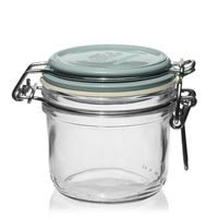 "200ml swing top jar ""Rocco Sky"""
