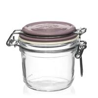 "200ml swing top jar ""Rocco Violet"""
