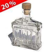 "200ml botella de vidrio ""Puerta de Brandenburgo"""