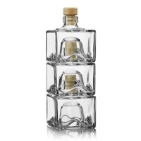 "200ml stacking bottle set ""Cocolores"""