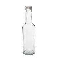 250ml Geradhalsflasche