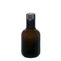 """250ml antiekgroene fles azijn-olie """"Biolio"""" DOP"""