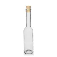 250ml botella de vidrio transparente 'Opera'