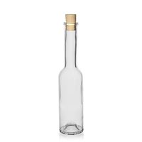 "250ml bouteille en verre clair ""Opera"""