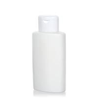 "250ml ovale HDPE-flaske ""Indy"""