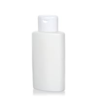"""250ml ovale HDPE-fles """"Indy"""""""