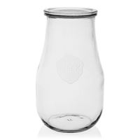 "2700ml WECK glasburk ""Tulpan"""