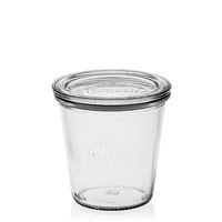 290ml vaso WECK retto alto