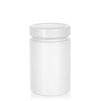 """327ml hvid designerglas """"Aurora"""", hvid"""