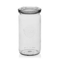 340ml WECK cylindrical jar