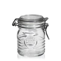 "350ml swing top jar ""Bormioli Seria 1825"""