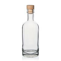 """350ml Klarglasflasche """"Linea Uno"""""""