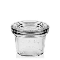 35ml WECK mini mold jar