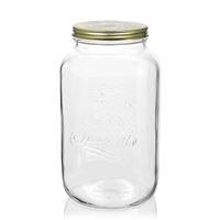 "3800ml household jar ""Quattro Stagioni"""
