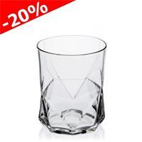 "410ml whiskey glass ""Relax"""