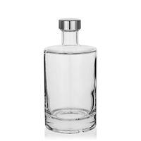 """500ml Klarglasflasche """"Aventura"""" mit GPI-Verschluss"""