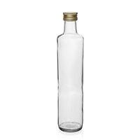 "500ml Klarglasflasche ""Dorica"""