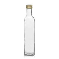 """500ml Klarglasflasche """"Marasca"""""""