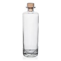 """500ml Klarglasflasche """"Alberto"""""""