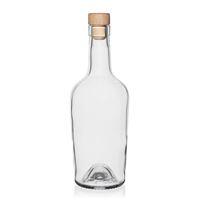 """500ml Klarglasflasche """"Margarethe"""""""